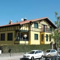 Hotel Hotel Restaurante Aldama en harana-valle-de-arana
