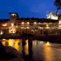 Hotel Hotel Termal Abadia de Los Templarios en herguijuela-de-la-sierra