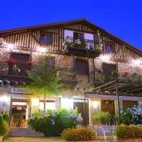 Hotel Hostal San Blas en herguijuela-de-la-sierra