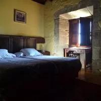 Hotel La Casona de Villanueva de Colombres en herrerias