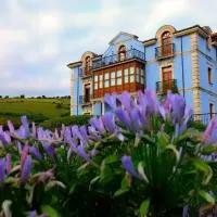 Hotel Quinta de Villanueva en herrerias
