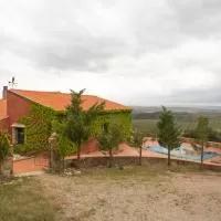 Hotel Balcón de sierra Grande en higuera-de-llerena