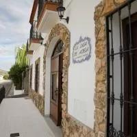 Hotel La Casa de Adela en higuera-de-vargas
