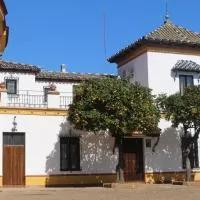 Hotel Apartamento Plaza de Toros en higuera-de-vargas