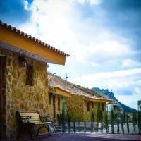 Hotel Casas y Cuevas El Solins en hondon-de-los-frailes