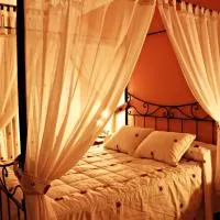 Hotel Tirontillana en hontalbilla