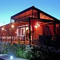 Hotel El Refugio de Cristal en hontanar