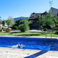 Hotel El Capricho de los Montes en hontanar