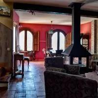 Hotel El Jardín de la Alegría en hontanares-de-eresma