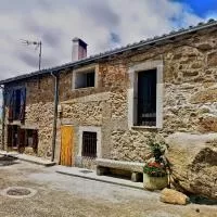 Hotel El Triskel de Chumbea en horcajo-de-montemayor