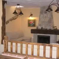 Hotel Hostal Rural Las Cuatro Calles en hoyos-de-miguel-munoz