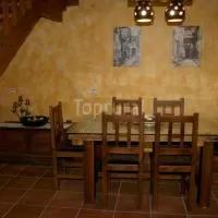 Hotel casa rural EL RICON en hoyos-de-miguel-munoz