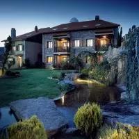 Hotel El Milano Real en hoyos-del-espino