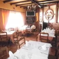 Hotel Hostal Los Galgos en huerta-de-valdecarabanos
