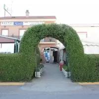 Hotel Hostal Sali en huerta