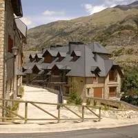 Hotel Los Altos de Escarrilla en huesca