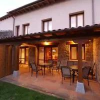 Hotel Casa Rural Espargoiti en ibargoiti