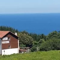 Hotel Casa Rural Arboliz en ibarrangelu