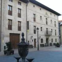 Hotel Arganzón Plaza en iruna-oka-iruna-de-oca