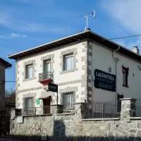 Hotel Casa Rural Lagun Etxea en iruna-oka-iruna-de-oca