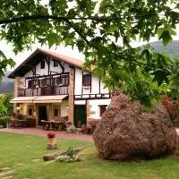 Hotel Casa Rural Arotzenea en itsasondo