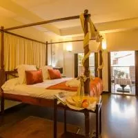 Hotel Hotel La Joyosa Guarda en izagaondoa