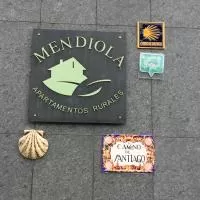 Hotel Apartamentos De Montaña Mendiola - Casa Ferran en izagaondoa