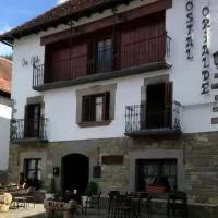 Hotel Hostal Orialde en izalzu-itzaltzu