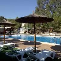 Hotel Camping la Pedrera en jacarilla