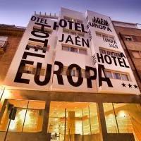 Hotel Hotel Europa en jaen