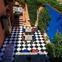 Hotel Casa Con Destino en jalon