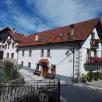Hotel Casa Ayabe en jaurrieta