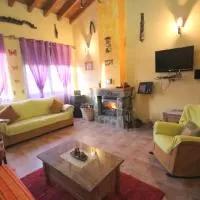 Hotel Casa rural Luna Rosa en junciana
