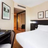 Hotel Hotel Sercotel Tudela Bardenas en juslapena