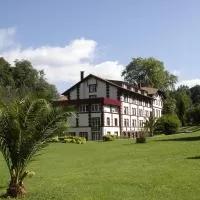Hotel Balneario Casa Pallotti en karrantza-harana-valle-de-carranza