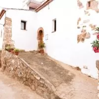 Hotel Apartamento Rural Castillo de Magacela en la-haba