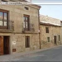 Hotel Casa Rural Los Tasajos en la-horcajada
