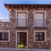 Hotel Casa Chaluca en la-horcajada