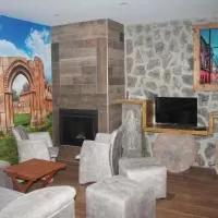 Hotel Apartamentos Numancia en la-losilla