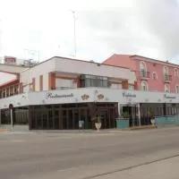 Hotel Hotel Frijon en la-parra