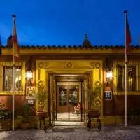 Hotel Hotel Huerta Honda en la-parra