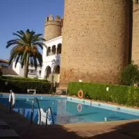 Hotel Parador de Zafra en la-parra