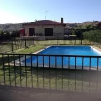 Hotel Casa Rurales El Nido en la-serrada