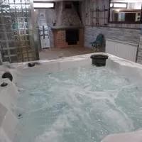 Hotel Casa Rural & SPA Mirador Sierra de Béjar en la-tala