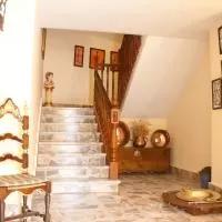 Hotel Casa Rural Sol y Luna en la-viluena
