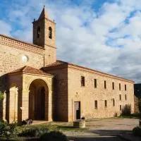 Hotel Monasterio El Olivar en la-zoma