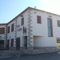 Hotel La Plata de Oropesa en lagartera