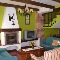 Hotel Casa Rural La Hontanilla en laguna-de-contreras