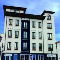 Hotel Hospedería el Puerto en lamason