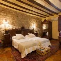 Hotel Posada Mayor de Migueloa en lanciego-lantziego